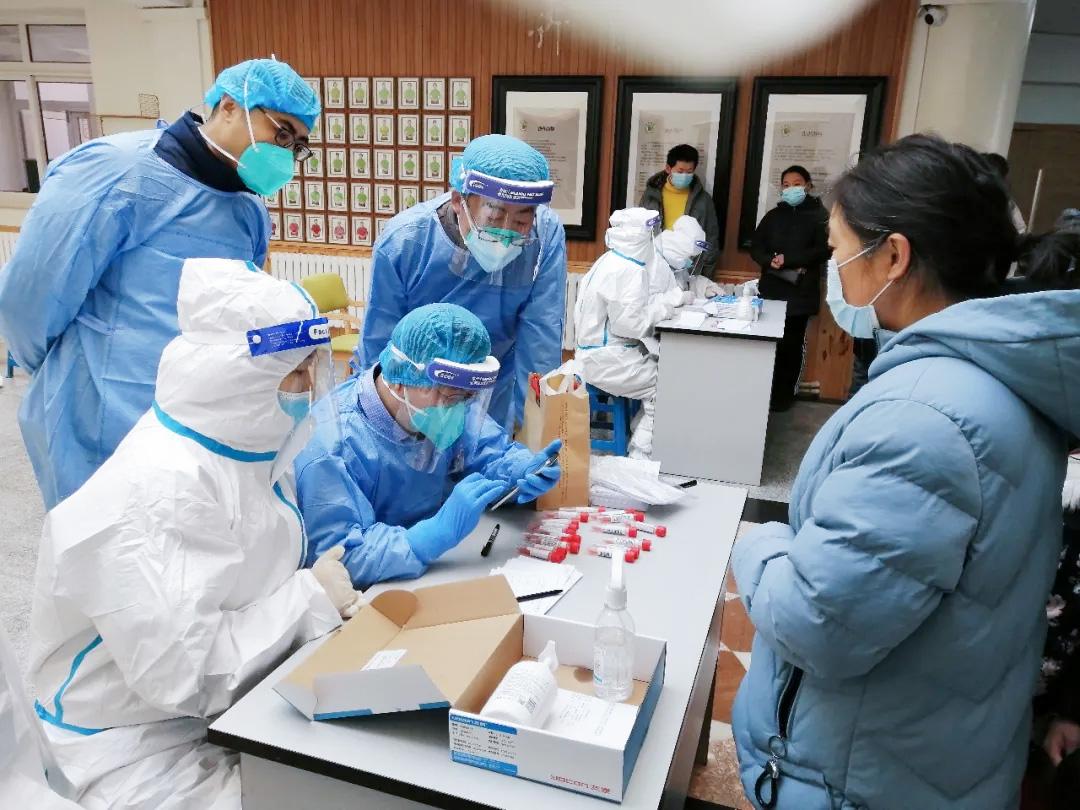提速核酸检测,东软全场景疫情病原体检测信息系统助力大连抗疫