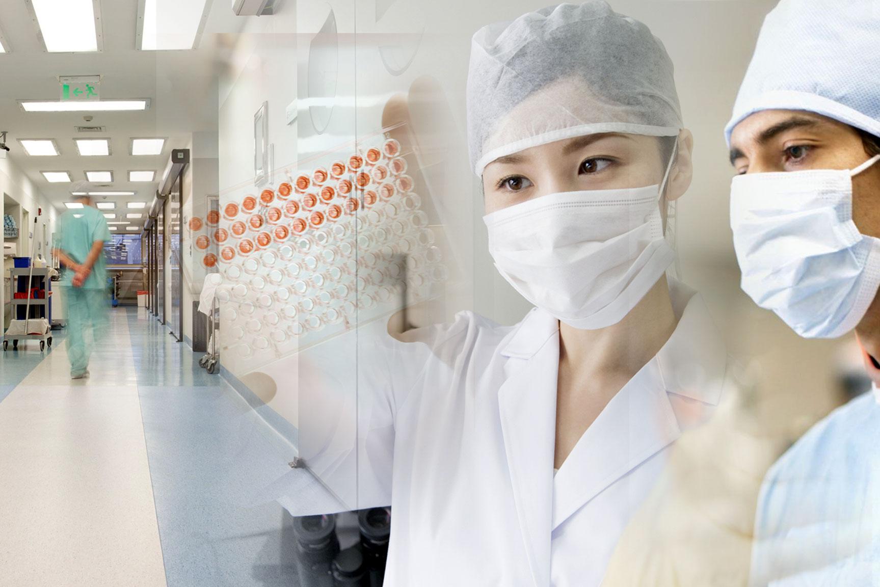 疫情防控信息化整体解决方案|阻击新冠,破解医院、卫健委疫情防控之需